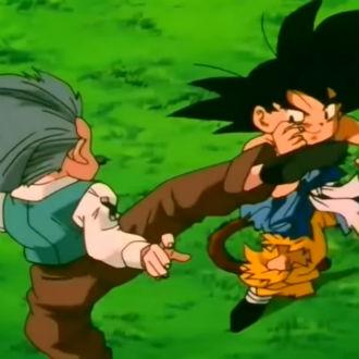 La última pelea de 'Krillin' y 'Goku'