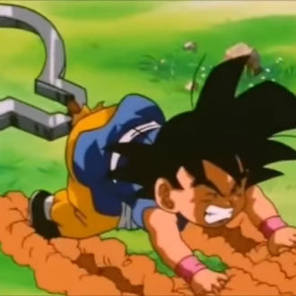 La vez que torturaron a 'Goku' con su colita