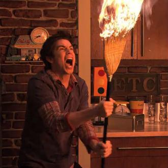 Cosas que ha incendiado Spencer
