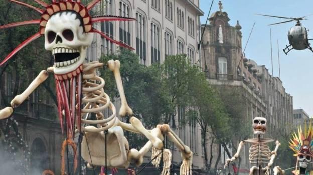 Esta será la ruta del desfile de Día de Muertos