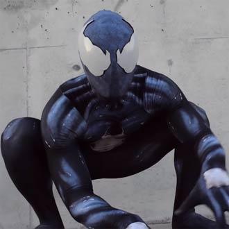 ¡No creerás el realismo de estos cosplays de 'Spider-man'!