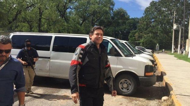 PGR cumplimenta orden de detención con fines de extradición contra Eugenio Hernández