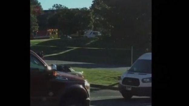 Tiroteo en parque industrial de Maryland; 3 muertos