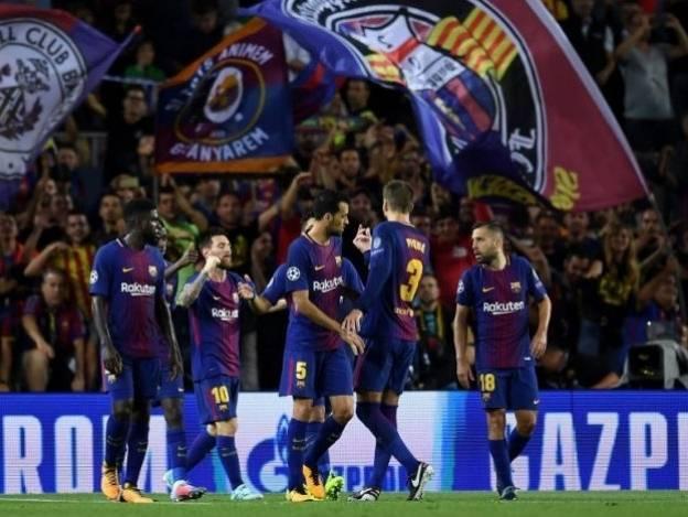¡Sigue EN VIVO aquí Barcelona vs Olympiacos!