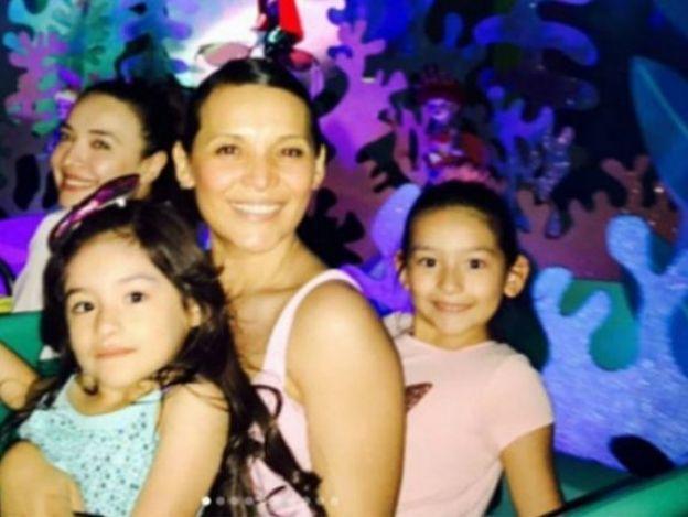 ¡Hijas de Karla Luna llaman 'mamá' a Karla Panini!