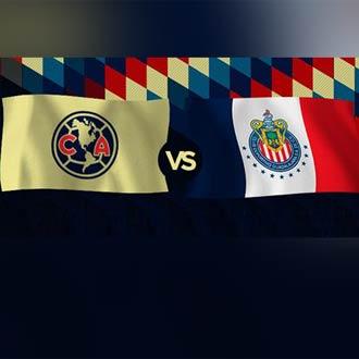 América vs. Chivas en vivo Liga MX 2017