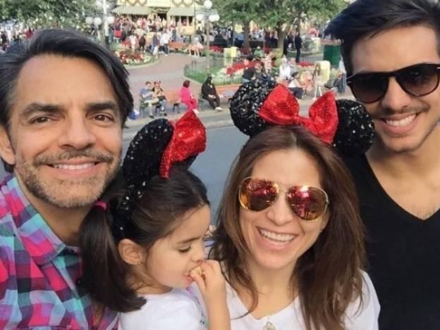 ¡Lanzarán serie sobre la vida de Eugenio Derbez y su familia!