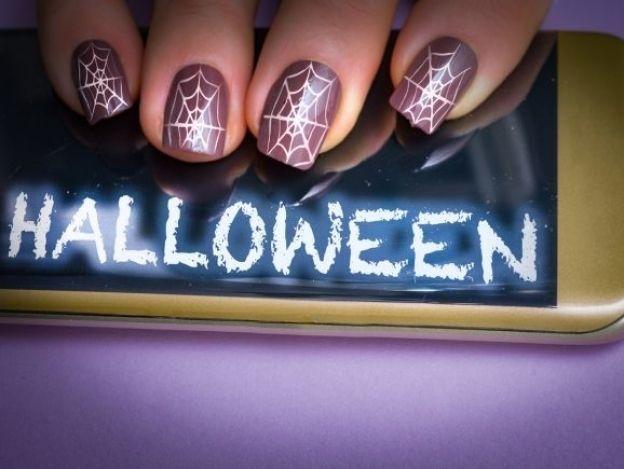 Diseños para lucir uñas perfectas en Halloween