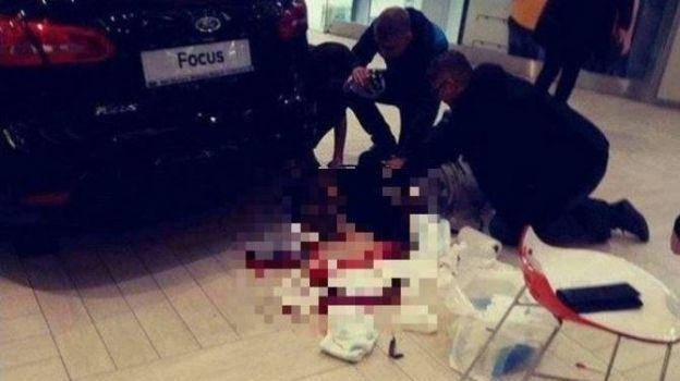 Ataque con cuchillo en centro comercial de Polonia deja un muerto y diez heridos