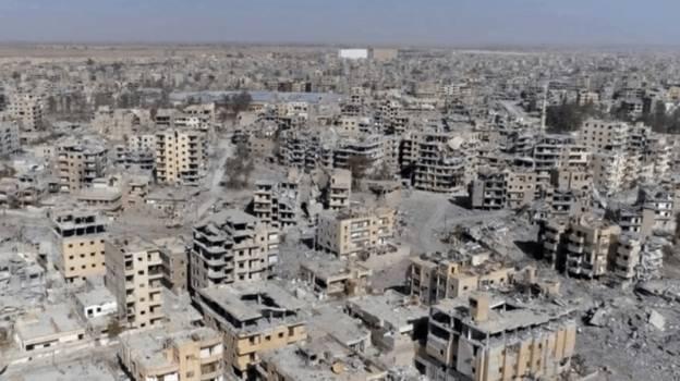 Raqqa, cómo es vivir en el Estado Islámico