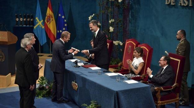 Premios Princesa de Asturias ensalzan la solidaridad en tiempos de incertidumbre
