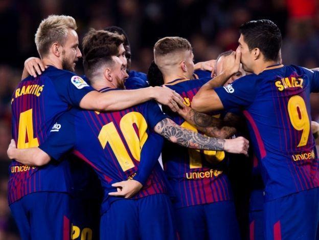 Barcelona mantiene el invicto