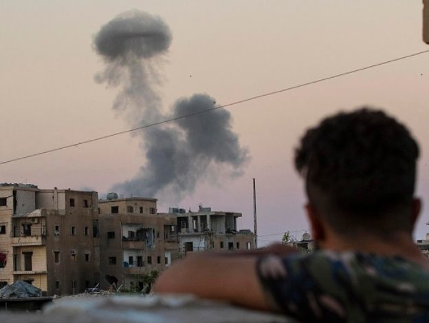 Fin del califato del Estado Islámico 'está a la vista', asegura Trump