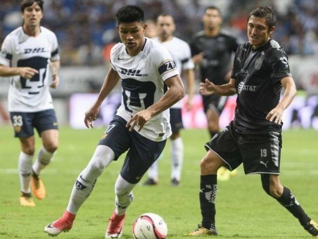 ¡EN VIVO ahora Pumas vs Monterrey!