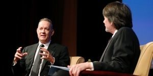Tom Hanks critica a Trump por llamada a viuda de soldado