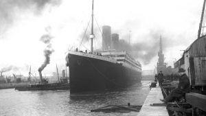 Carta de víctima del Titanic es subastada a precio récord