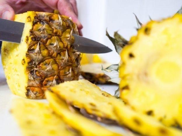 Cáscara de piña, el ingrediente perfecto para bajar de peso