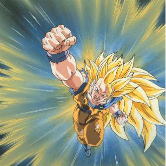 El puño del Dragón: La única técnica inventada por 'Goku'