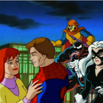 Por esto rifaba la serie noventera de 'Spider Man'