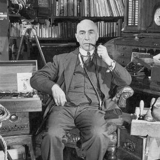 'Harry Price', el primer cazafantasmas real