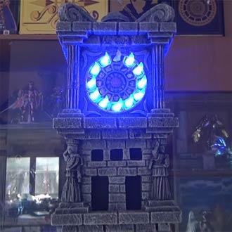 ¡El reloj que todos los fans de 'Los Caballeros del Zodiaco' quieren tener!