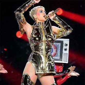¡El día que Katy Perry quiso ser parte de 'Los Caballeros del Zodiaco'!