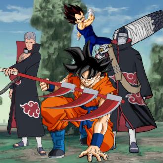 'Goku' y 'Vegeta' fueron estos ninjas en 'Naruto: Shippuden'