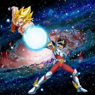 'Goku' aprende el '¡Dame tu fuerza, Pegaso!'