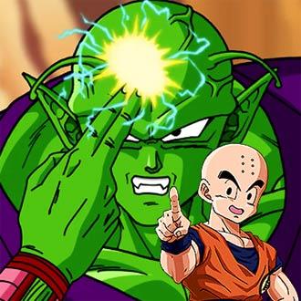 ¡Esto pasaría si 'Krillin' hiciera el 'Makankosappo' de 'Piccolo'!