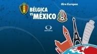 Televisa Deportes líder de audiencia en el partido México Vs Bélgica