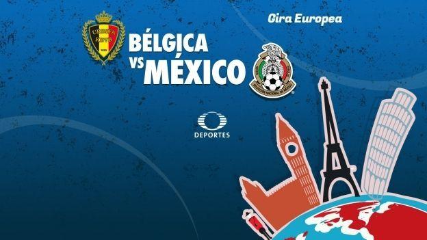 Televisa Deportes líder audiencia México Bélgica