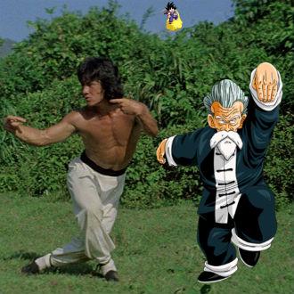 'Dragon Ball' existe gracias a esta película de 'Jackie Chan'