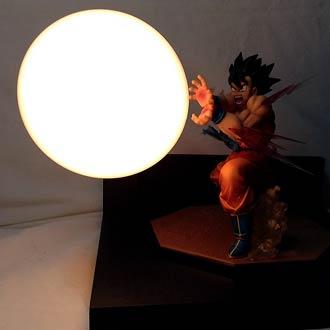 ¡Lámparas que todo fan de 'Dragon Ball' debería tener en su habitación!