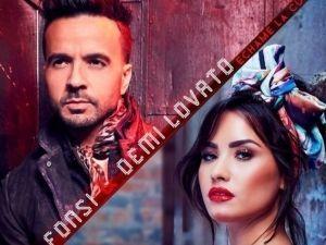 Demi Lovato canta 'Échame la Culpa' con Luis Fonsi