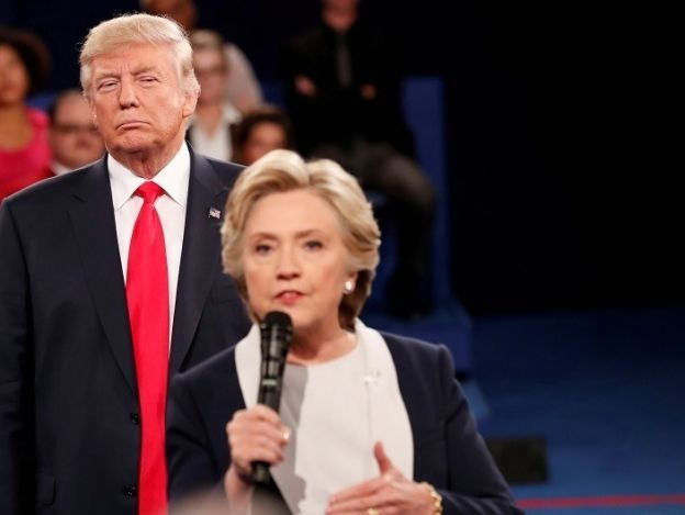 Clinton dice que renuncia a la 'Presidencia de Fox News'