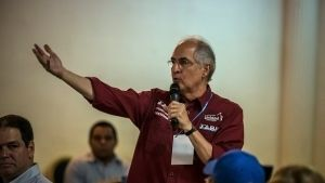 Opositor venezolano Ledezma escapa de arresto domiciliario