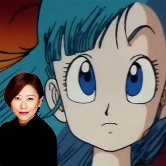 Esta fue la primera aparición de la voz original de 'Bulma' en 'Dragon Ball'