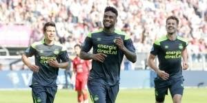 'Gris' triunfo del PSV y Lozano
