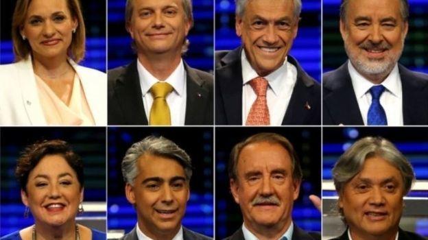Chile celebra este domingo elecciones presidenciales