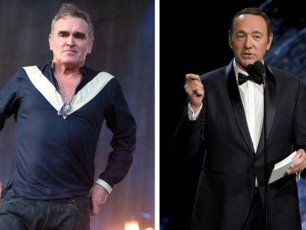 Morrisey defiende a Kevin Spacey de las acusaciones sexuales