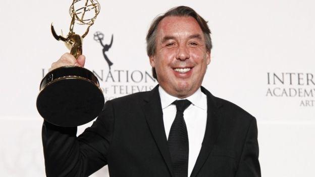 Emilio Azcárraga Jean fue galardonado con el International Directorate Emmy Award 2017