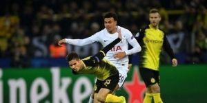Amarga despedida del Dortmund en la Champions