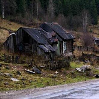 Conoce Rasti�ss, el pueblo ruso que desapareci� inexplicablemente
