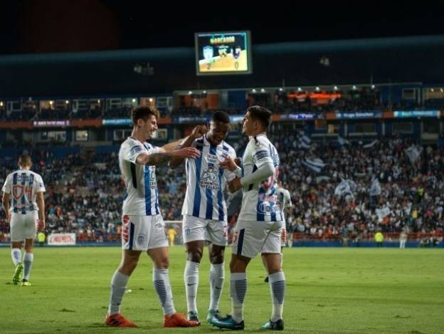 Pachuca cumple el pronóstico en la Copa MX