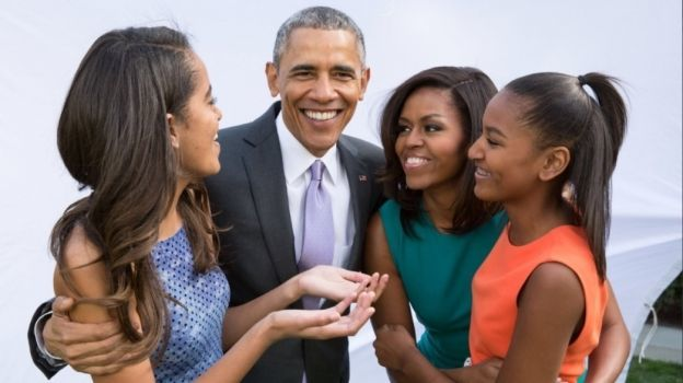 Obama envía mensaje por Día de Acción de Gracias