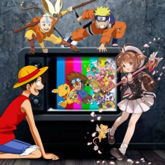 5 grandes animes que viste en Canal 5