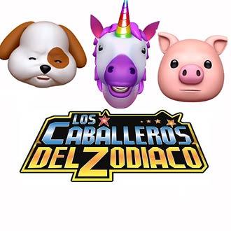 �Animojis cantando el intro de 'Los Caballeros del Zodiaco' es lo mejor que ver�s hoy!