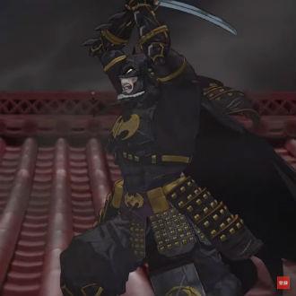 El anime 'Batman Ninja' se ve MUY chido