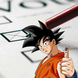 Pusieron a 'Goku' como candidato independiente