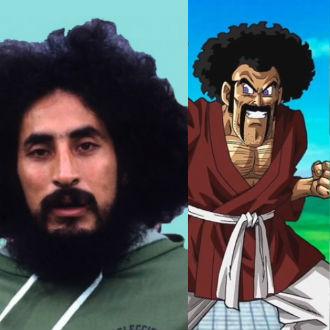 Si los futbolistas fueran personajes de 'Dragon Ball'